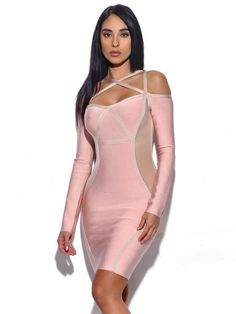 ca753b4f867c1 8 Best Cut-Outs images in 2017 | Dresses, Bodycon Dress, Fashion
