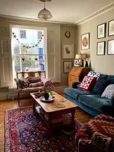 Living Room Decor, Living Spaces, Interior Decorating, Interior Design, Kate Owen, Cozy House, Home And Living, Room Inspiration, Sweet Home