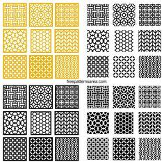 Textile Pattern Design, Geometric Pattern Design, Textile Patterns, Geometric Designs, Pattern Art, Abstract Pattern, Vintage Pattern Design, Free Pattern, Vintage Typography