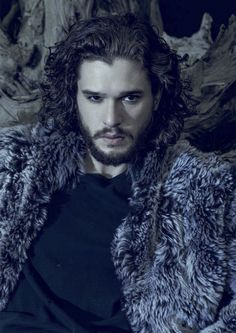 "gameofthronesdaily: ""Kit Harington for Vogue Italia (May 2016) """
