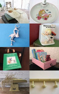 Vintage Style Baby - TVAT by Kristin on Etsy--Pinned with TreasuryPin.com