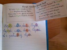 Ch - ćwiczenia ortograficzne Bullet Journal, School Ideas, Speech Language Therapy
