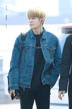 170316 NCT 127 at Incheon International Airport - JAEHYUN [1] do not edit