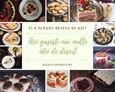 Prăjitură cu prune și blat crocant   Bucate Aromate Doritos, Deserts, Food, Pie, Desserts, Eten, Postres, Dessert, Meals