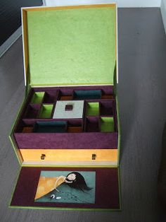 diy : boite à bijoux