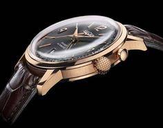 La manufacture horlogère Vulcain, célèbre pour son fameux calibre Cricket, a présenté pour la première fois en France à l'occasion du salon Belles Montres -qui vient de fermer ses portes au Carrousel du Louvre-, sa toute dernière création : la Vulcain 50 Presidents' watch. Une pièce extrêmement...