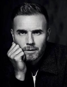💙 we love us some Gary! Most Beautiful Man, Gorgeous Men, Robbie Williams Take That, Louis Walsh, Gary Barlow, Pretty Men, Daryl Dixon, Well Dressed Men, No One Loves Me