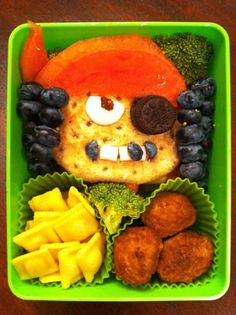 For Talk like a Pirate Day! #bento