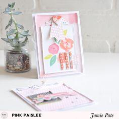 Moms Day Cards + Flowers   @jamiepate for @pinkpaislee