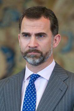Prince Felipe, Prince of the Asturias, son and heir of King Juan Carlos