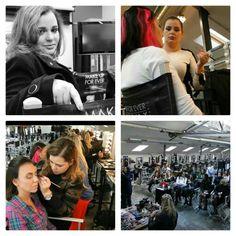 Nesta mesma data em 2014 eu realizava um dos maiores sonhos da minha vida estudar na maior e uma das melhores escolas de Maquiagem Profissional do mundo a Make UP Forever em Paris-França .  Esse sonho mudou de vez a minha vida e a minha história.  Sou muito grata a Deus! Porque a ELE toda honra e Glória para sempre!!! #makeupforeveracademy #makeupforeverhd #dreams #gratidão #makeupart #jacquelinefraga