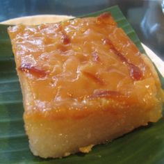 Filipino Dessert Recipe