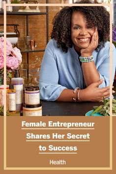 Lisa Price, founder of beauty line Carol's Daughter, talks about trusting your gut and what female entrepreneurs need to know. #carolsdaughter #entrepreneuer #bossbabe #femaleentrepreneur
