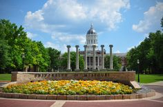 Mizzou... one of my favorite places (:
