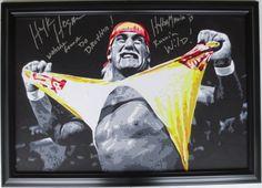 Sports Integrity - Hulk Hogan Signed Insc