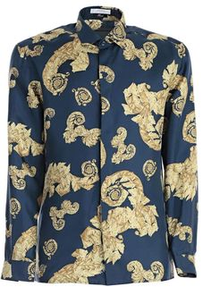 0544b0b66f37 Buy Versace Collection Versace Collection Printed Shirt now at italist and  save up to EXPRESS international shipping!