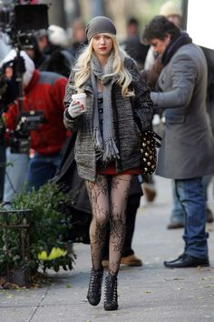 S in Fashion Avenue: Jenny Humphrey style