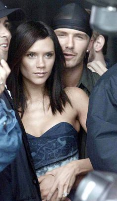 David and Victoria Beckham's 15-years of tender moments – Fashion Style Magazine - Page 2