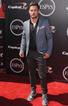New England Patriots wide receiver Danny Amendola on the ESPYs red carpet.