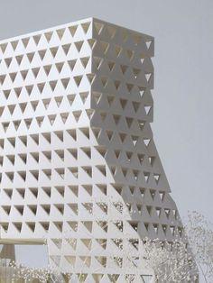 Provincial Headquarters Antwerp XDGA  #architecture ☮k☮