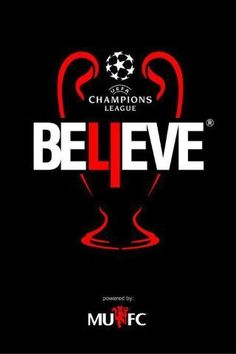 You have to Believe. MUFC Number 4 coming soon...