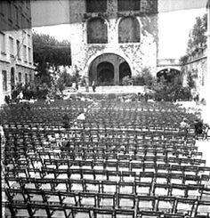 Outdoor theater - Archivio Daviddi.  Qualsiasi altro utilizzo dovrà essere concordato con la proprietà.                         Any other use must be agreed with the property.