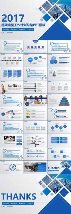 26+ annual business report PowerPoint template Pinterest - Summary Report Template