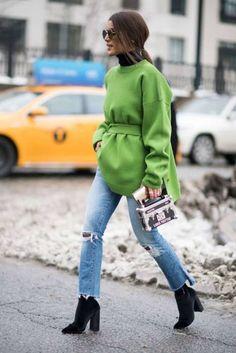 Estos 5 Colores Podrían Alegrar Un Día Nublado | Cut & Paste – Blog de Moda