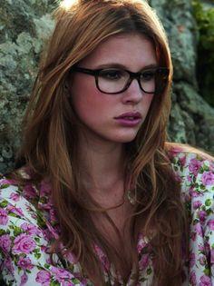 1883d519d71a92 Glasses Big Glasses, Glasses Frames, Ray Ban Glasses, Girls With Glasses,  Paul