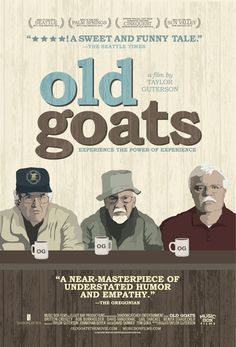 "RECOMMENDED! VERY FUNNY! ""Old Goats"" (2012) 