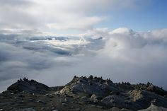 View from the Dalsnibba plateau: Photo by Marina Chernysheva #mountain #norway