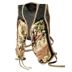 Sitka Ascent Vest Subalpine One Size Fits All Hunting Vest, Hunting Gifts, Hunting Clothes, Sling Backpack, Drawstring Backpack, Sitka Gear, Vest For Sale, Fishing Gifts, Fly Fishing