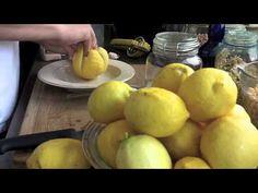 Fermented Lemons - YouTube