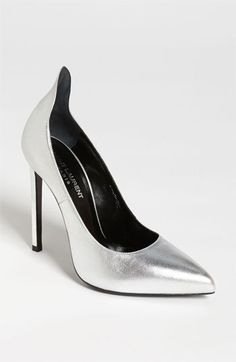 Anyone have an extra $700 around to spend on me? Saint Laurent 'Paris Escarpin Thorn' Pump available at #Nordstrom