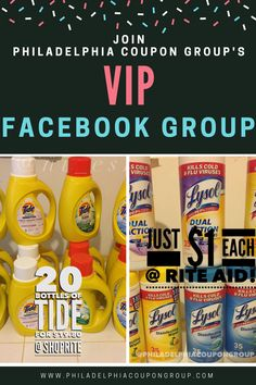 Have you joined our VIP Facebook Group?