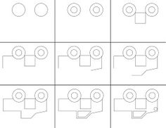 Drawing: Upside-Down Image (W3)