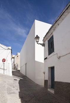 Viviendas Sociales en Arcos,Cortesía de mariñas arquitectos asociados