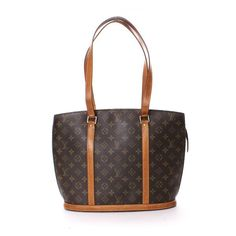 Louis Vuitton Babylone Monogram Shoulder bags Brown Canvas M51102