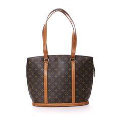 Louis Vuitton Babylone Monogram Shoulder bags Brown Canvas M51102