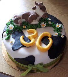 Kuh Torte