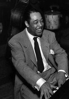 Duke Ellington, 1958.