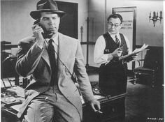 Fred MacMurray. Double indemnity