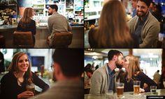 jlbwedding seattle washington engagement Westward Little Gull Grocery beers