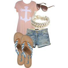 Untitled #11, created by maria-calcei on Polyvore