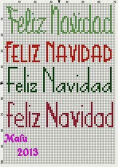 Plastic Canvas Crafts, Christmas Cross, Xmas Decorations, Cross Stitch Embroidery, Cross Stitches, Card Making, Ideas Navideñas, Google, Hama Beads