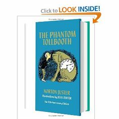 The Phantom Tollbooth by Norton Juster. If you love puns, thoughtful fantasy, adventure and the English language and you've never read this book, please remedy that problem as soon as possible!