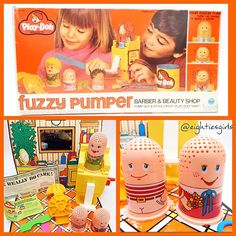 This was my favorite Play Doh set growing up.. Would love to own it again! #80s #vintagetoys #want #playdoh #barbershop #beautysalon #ilovethe80s #childhoodmemories #nostalgia #rememberthis #80skid #80sgirl #eightiesgirls #retro #toys #vintage #oldschool #totally80s