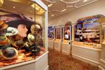 Titanic Movie Gallery Exhibit at the Titanic Museum Attraction in Pigeon Forge, Tn.