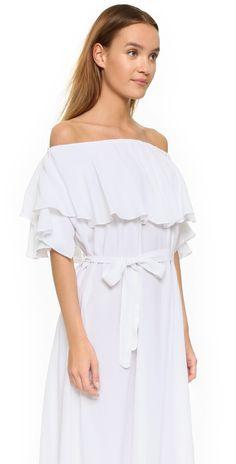 MLM LABEL Maison Midi Dress | SHOPBOP