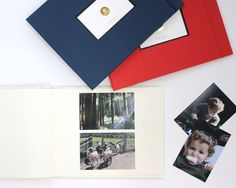 653862da098 KINSHO Photo Journals are perfect for custom arrangement of your family  photo collections! Photo Journal